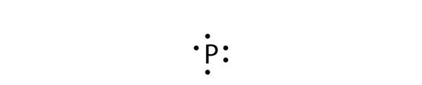 b) phosphorus