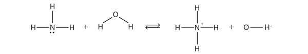 BL Acid-Base Reaction