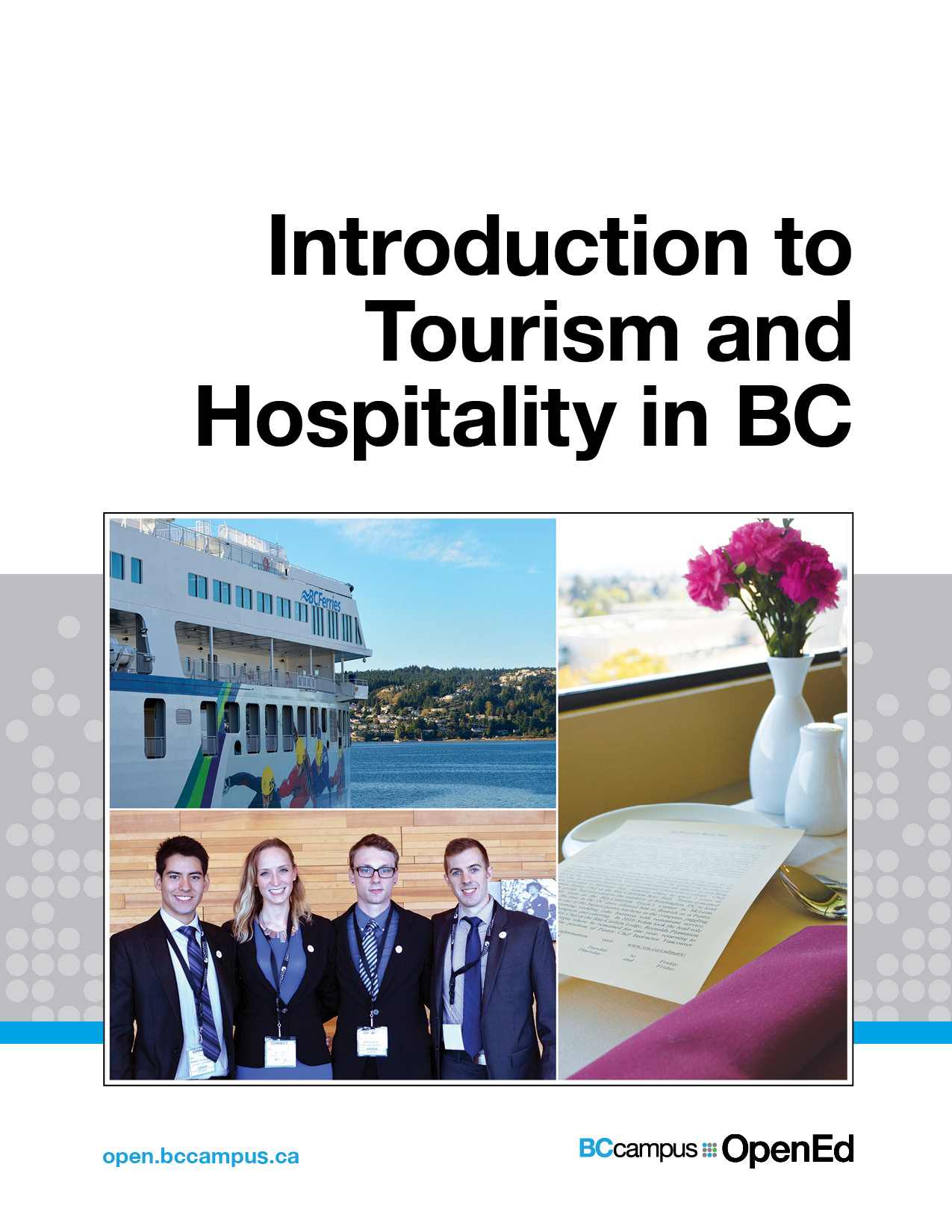 Cover image for Introduction to Tourism and Hospitality in BC