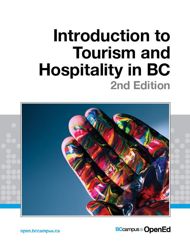 Cover image for Introduction to Tourism and Hospitality in BC - 2nd Edition
