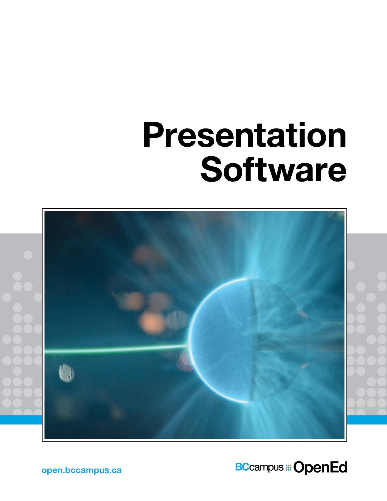 Cover image for Presentation Software