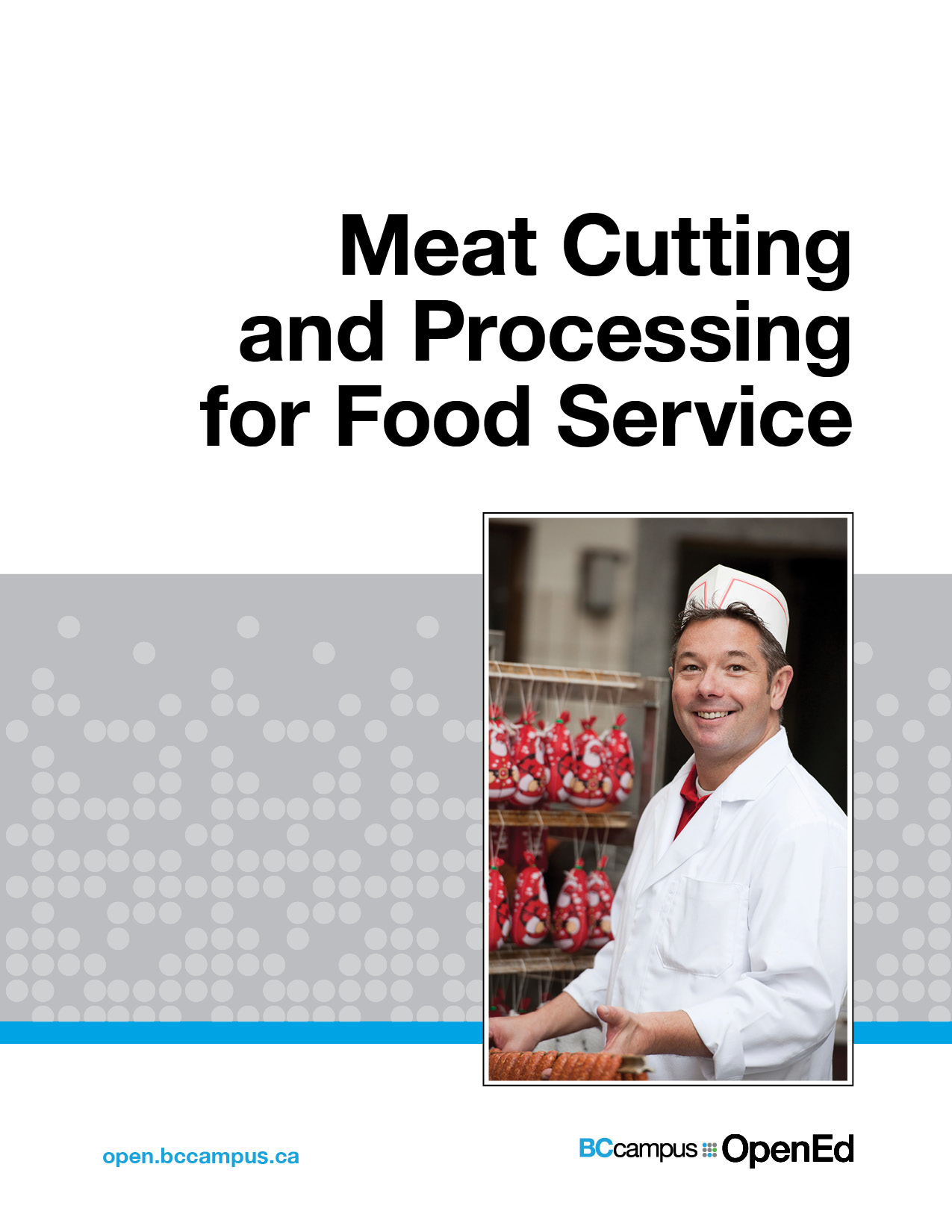 Cover image for Meat Cutting and Processing for Food Service