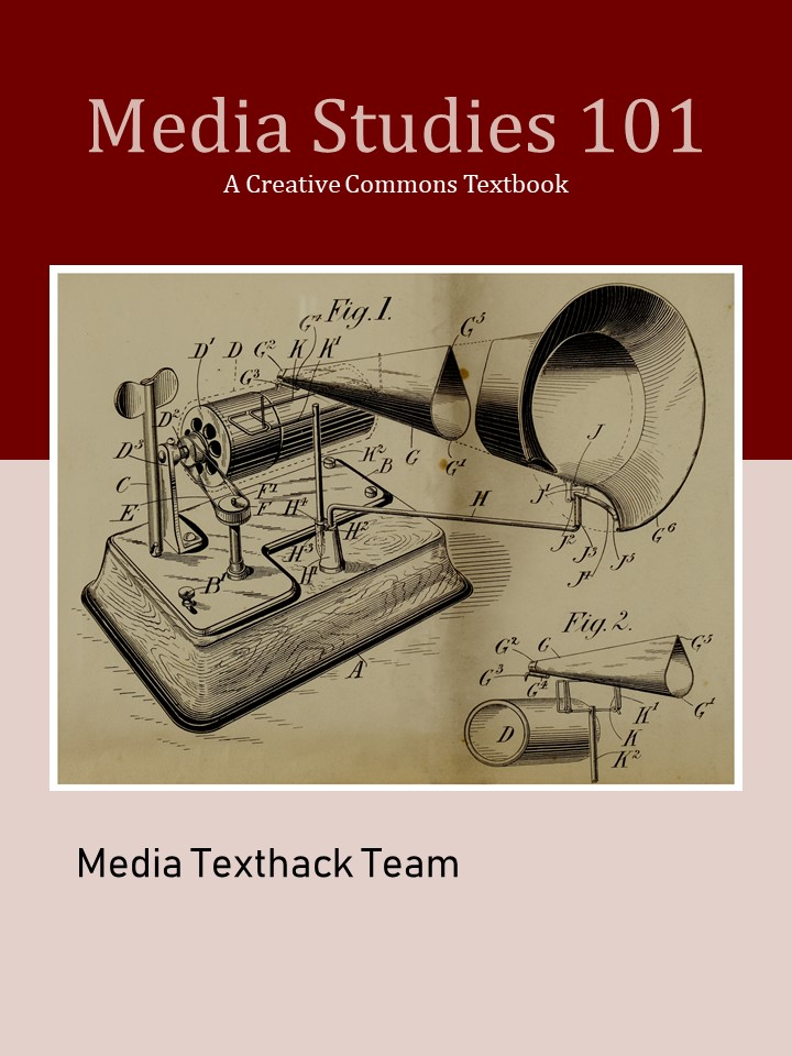 Cover image for Media Studies 101