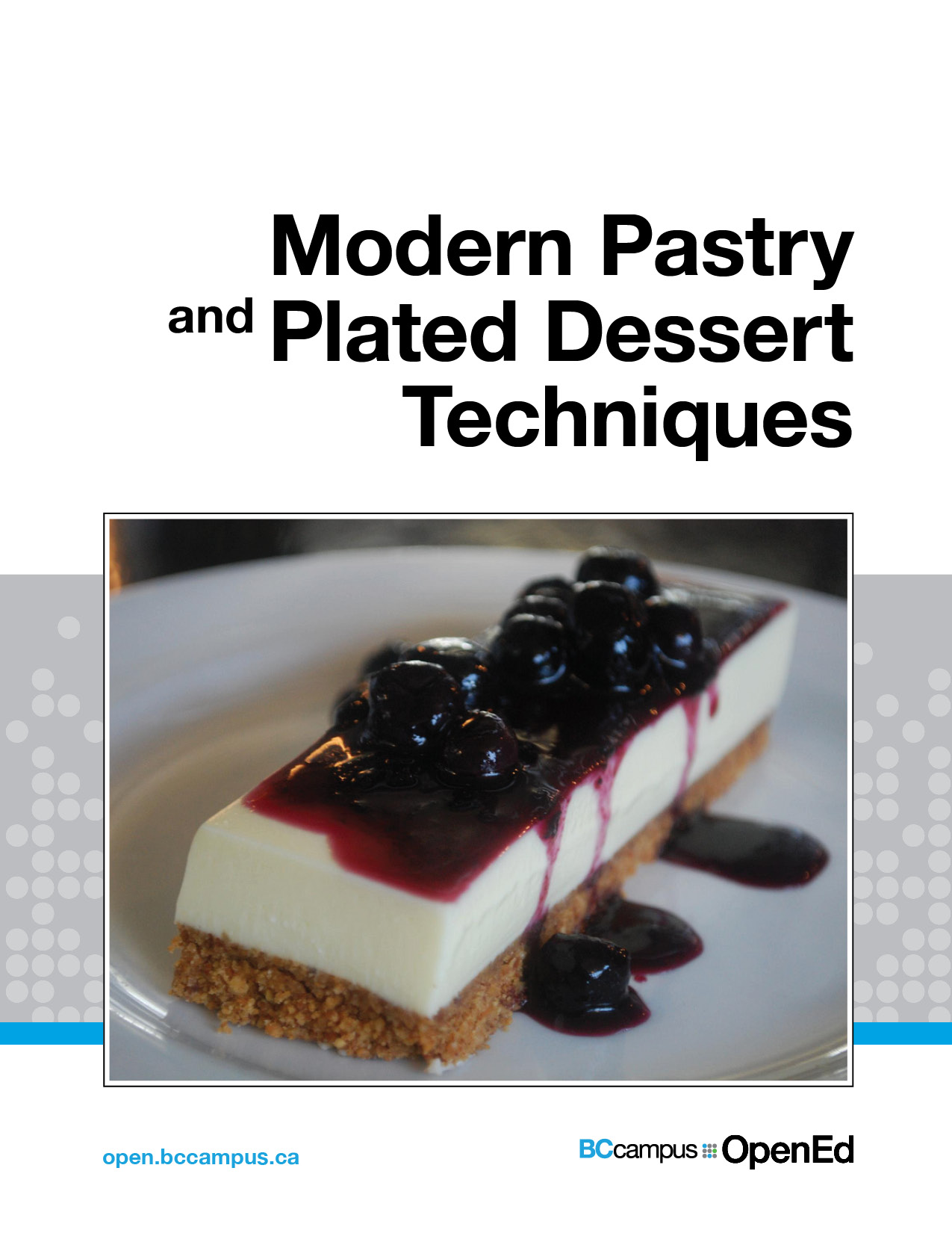 Cover image for Modern Pastry and Plated Dessert Techniques