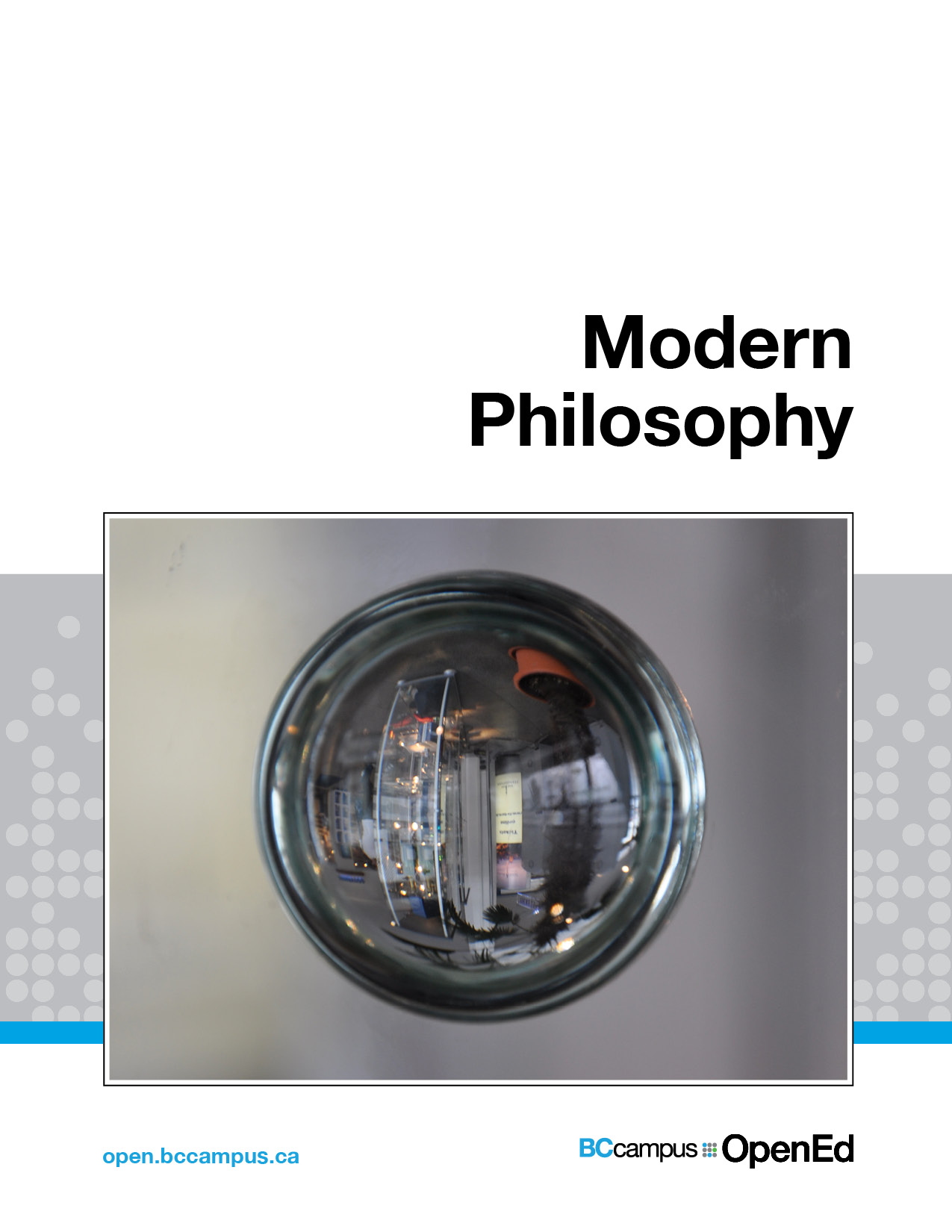 Cover image for Modern Philosophy