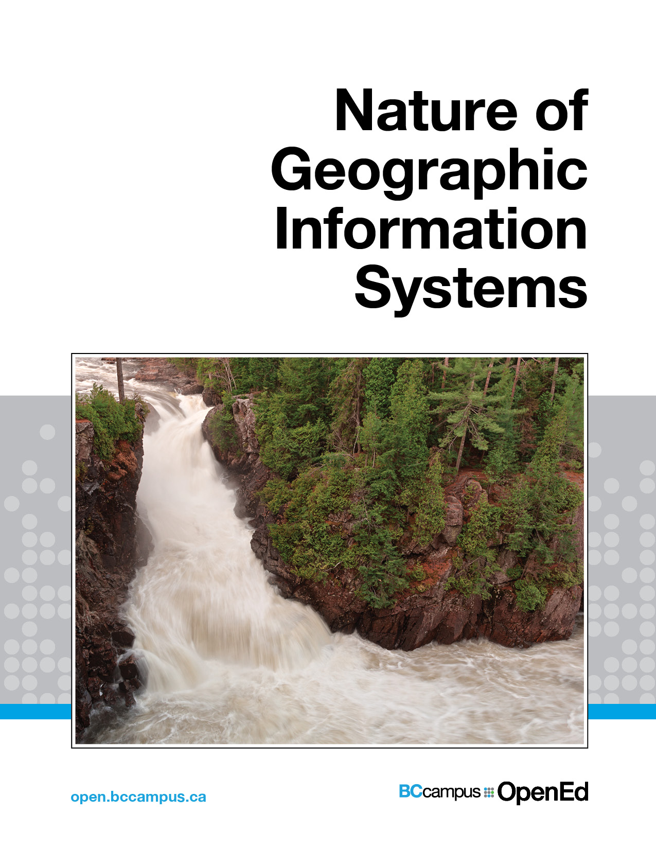 Cover image for Nature of Geographic Information