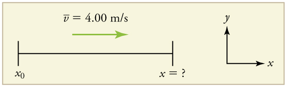 Motion Equations for Constant Acceleration in One Dimension
