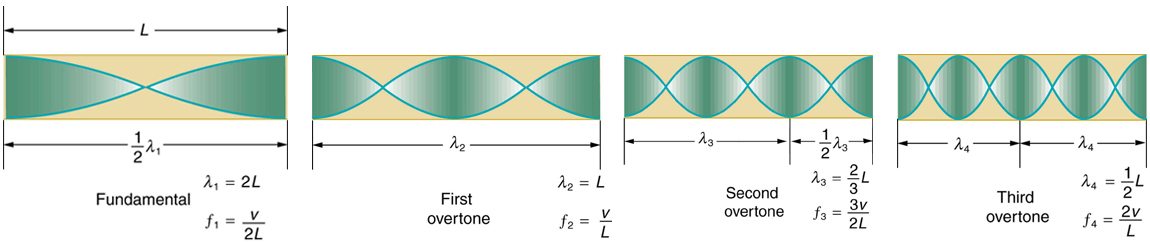 Sound Interference and Resonance: Standing Waves in Air