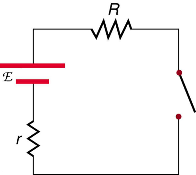 resistors in series and parallel college physics rh opentextbc ca Closed Circuit Diagram Parallel Circuit Diagram