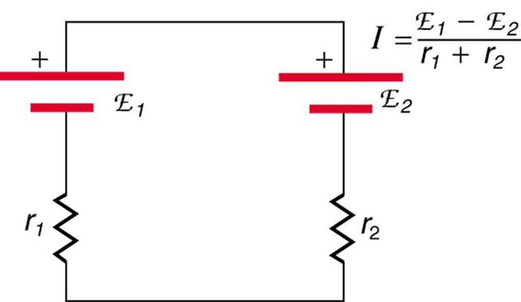 electromotive force  terminal voltage  u2013 college physics
