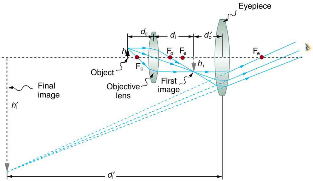 Microscopes – College Physics