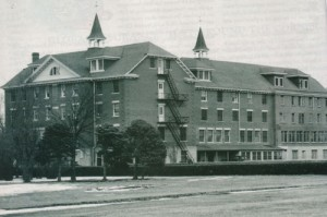 The Provincial Training School for Mental Defectives, Red Deer, AB, n.d. (Alberta Public Archives) https://commons.wikimedia.org/wiki/File:MichenerCenter.jpg