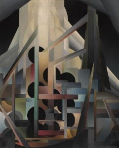"Bertram Booker's ""Ascending Forms"" (c.1929)"