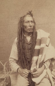 Pitikwahanapiwiyin (ca.1842-1886) in the year before his death. (O.B. Buell/Library and Archives Canada/C-001875) http://collectionscanada.gc.ca/pam_archives/index.php?fuseaction=genitem.displayItem&rec_nbr=3241485&lang=eng