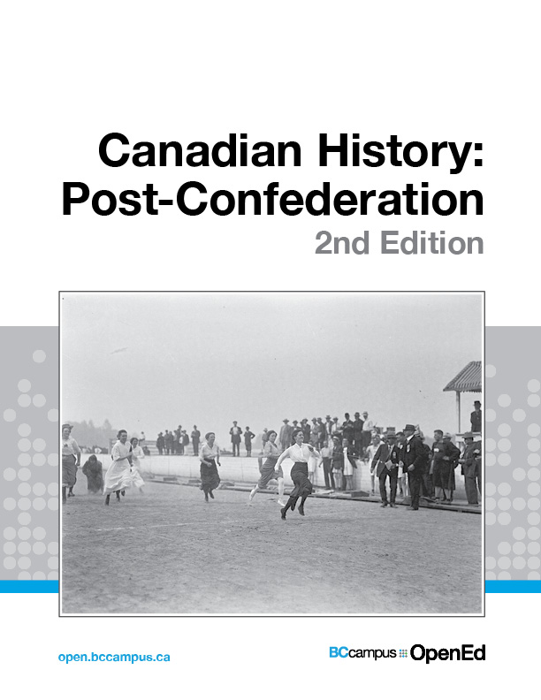 Cover image for Canadian History: Post-Confederation - 2nd Edition