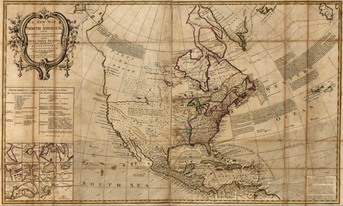 an introduction to the history of british north america The origins and growth of slavery in america rolfe's introduction of a viable tobacco plant the various british north american colonies erected a series.
