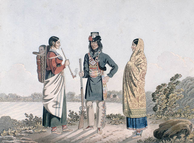 an analysis of the canadian and american fur trade on indigenous people Exchange among native americans and europeans before 1800 north american aboriginals are not often be on the fur trade and on the main player in the.