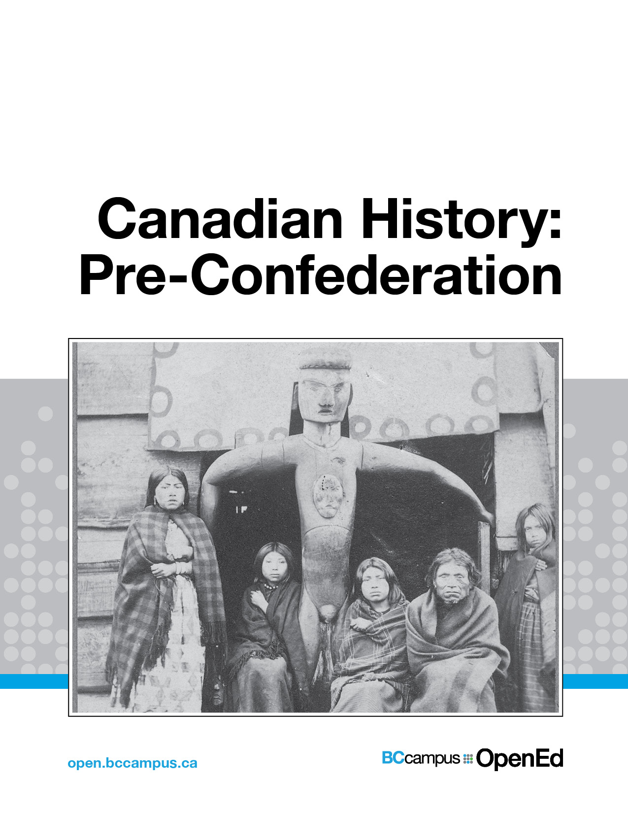 Cover image for Canadian History: Pre-Confederation