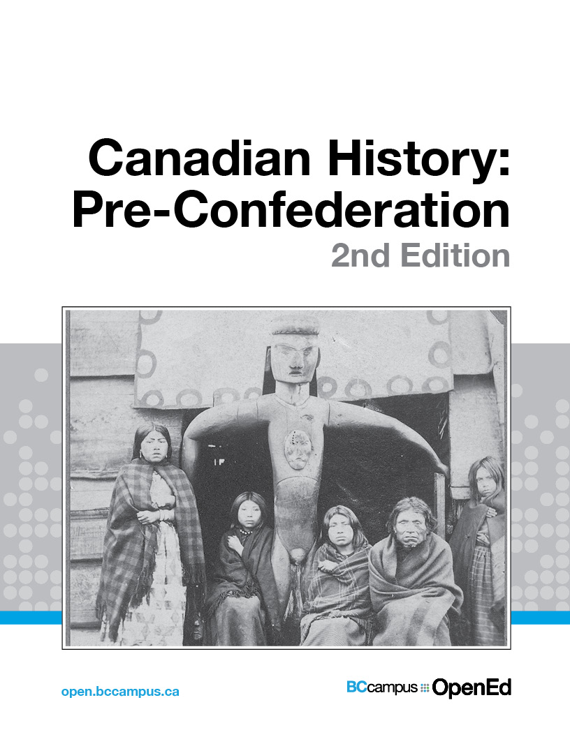 Cover image for Canadian History: Pre-Confederation - 2nd Edition