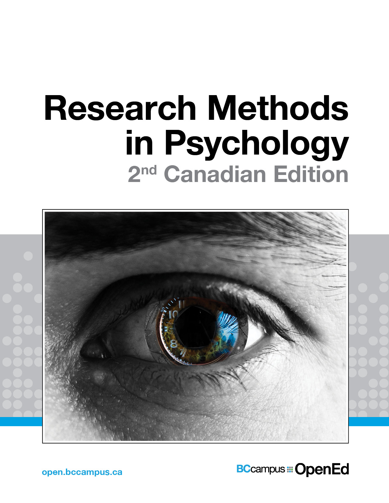 Cover image for Research Methods in Psychology