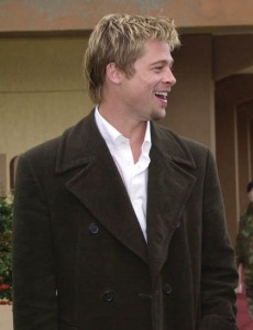 Figure 8.1 Brad Pitt. Source: http://commons.wikimedia.org/wiki/File:Brad_Pitt_at_Incirlik2.jpg