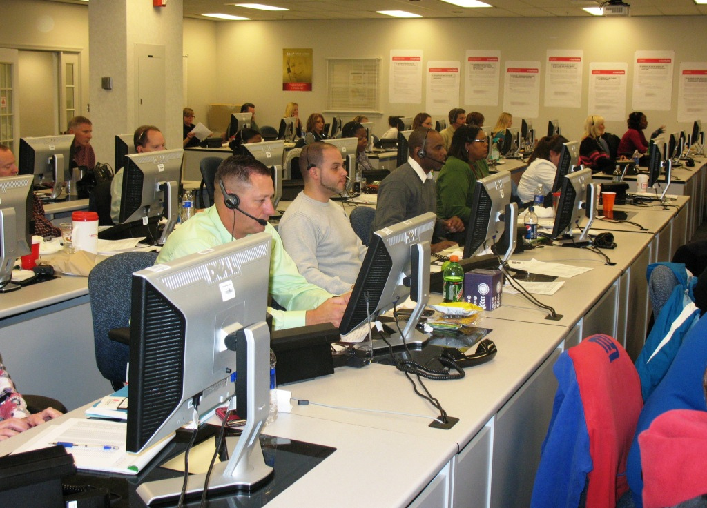 State Farm Call Centre
