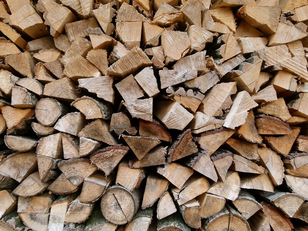 Lumber Pile