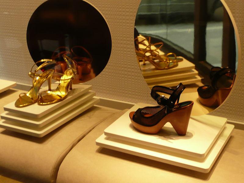 Montenapoleone Shoes