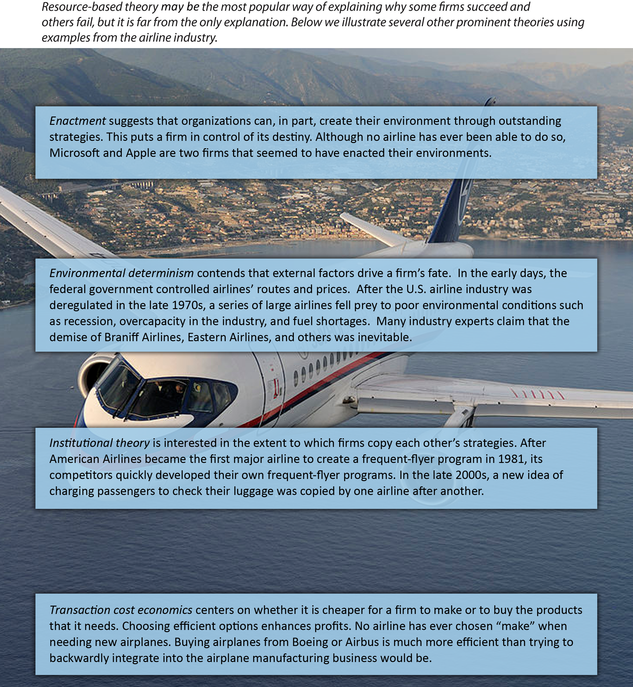 apple resource based view of firm Resource-based theory contends that the possession of strategic resources  at  one time, based on stocks, apple was the most valuable company in the world   ideally, a firm will have a culture, like southwest's or westjet's cultures, that.