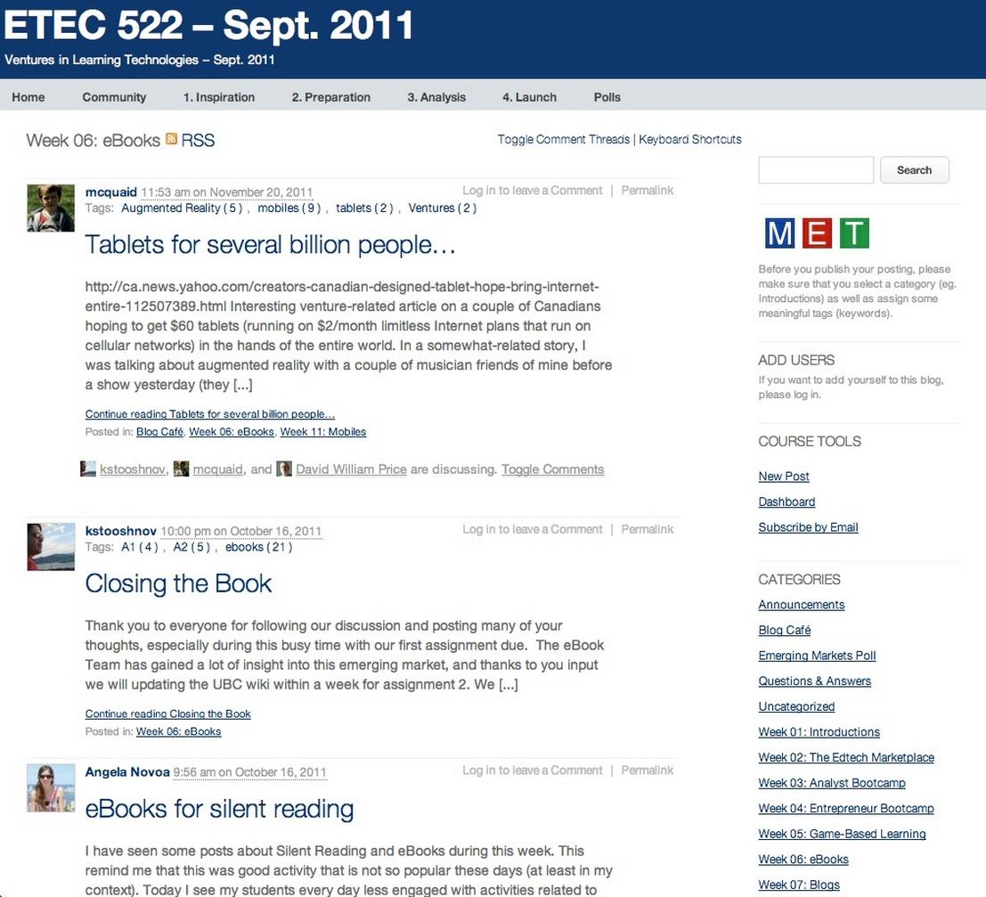 Figure 11.9.5 The University of British Columbia'sETEC 522