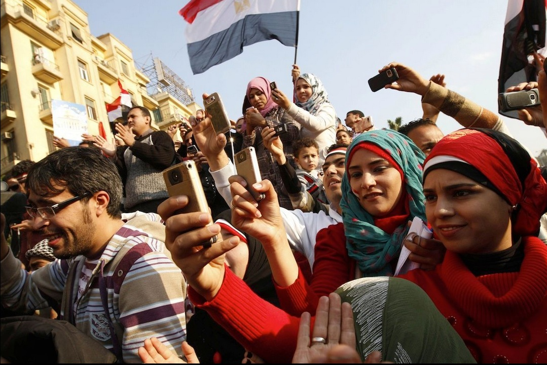 "the impact of social media during the arab spring Egypt five years on: was it ever a 'social media revolution'  at times during 2011, the term arab spring became interchangeable with ""twitter uprising"" or ."