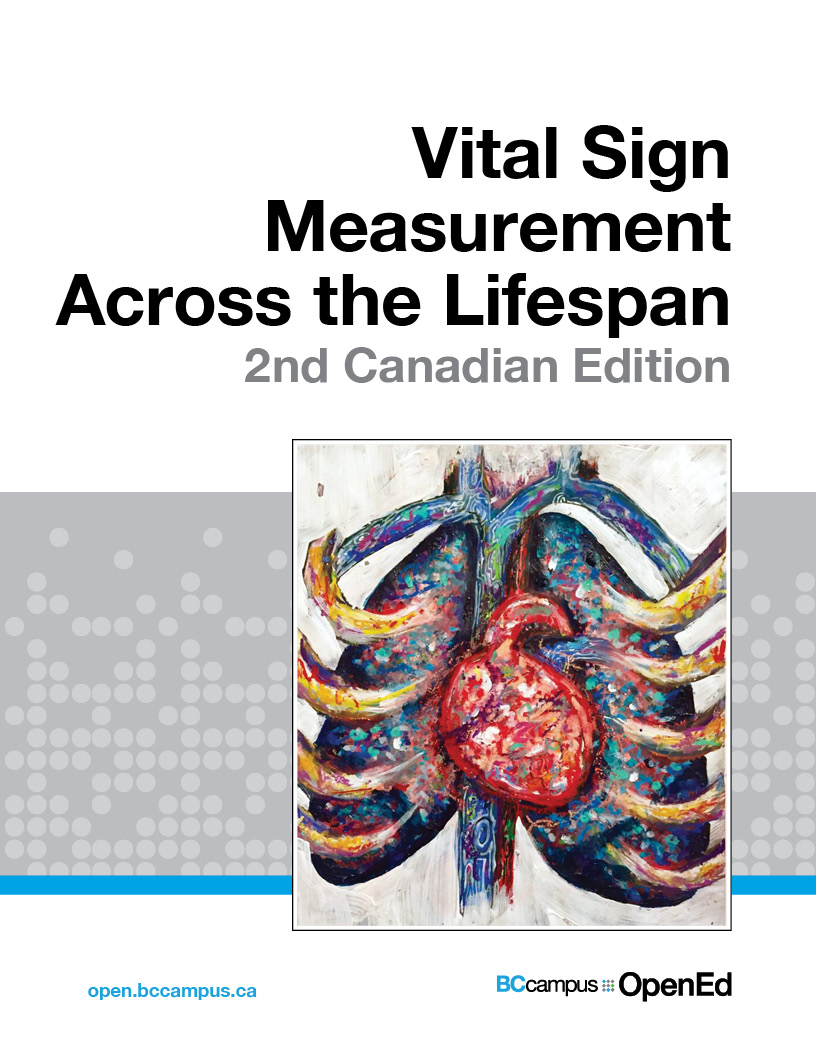 Cover image for Vital Sign Measurement Across the Lifespan - 2nd Canadian Edition