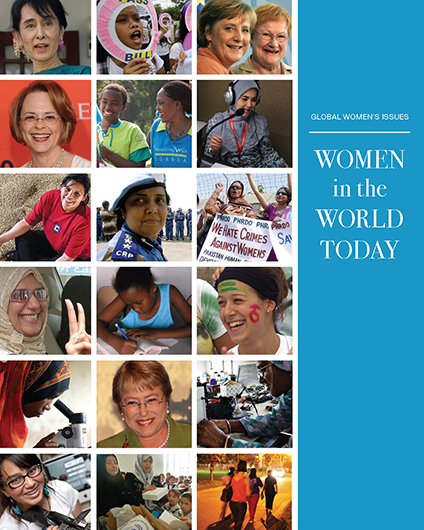 Cover image for Global Women's Issues: Women in the World Today, extended version