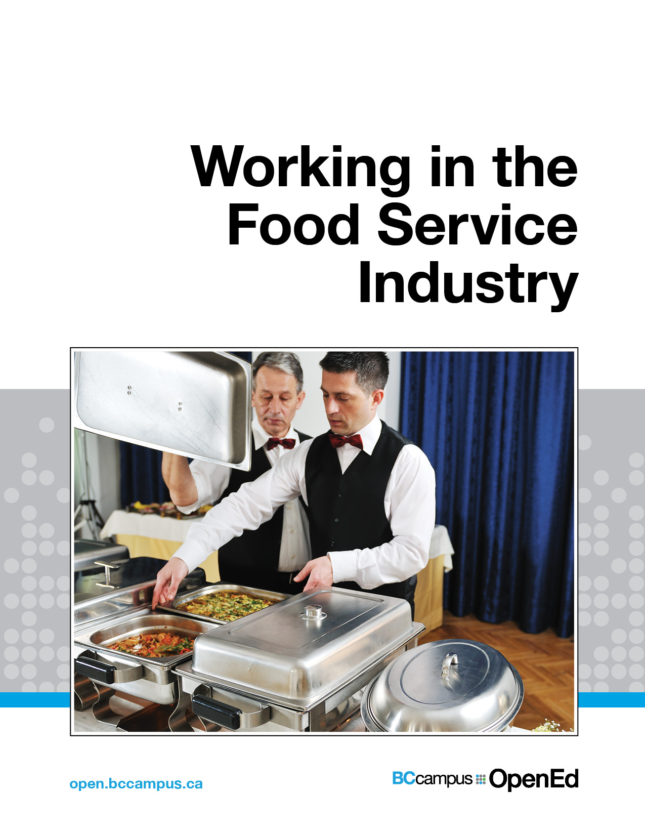 Cover image for Working in the Food Service Industry